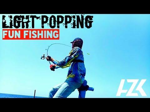 LIGHT POPPING - KARANG S BAPANG