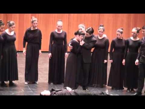 Mozart Don Giovanni - ESML Práticas de Ópera e Interpretação Cénica
