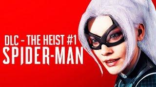 Zagrajmy w Spider-Man 2018 DLC The Heist PL #1 - BLACK CAT W AKCJI! - 4K
