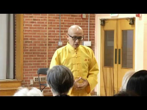 Master Shawn Liu  -- Sitting Meditation and Wrap up, Bethesda, MD