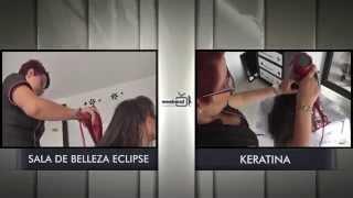 Keratina desde la Sala de Belleza Eclipse