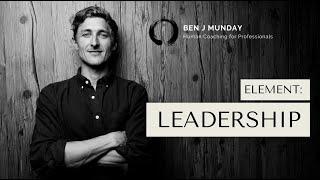 Leadership - Embodied