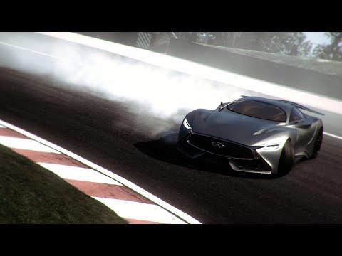 Gran Turismo 6 now includes Infiniti's gorgeous new concept car