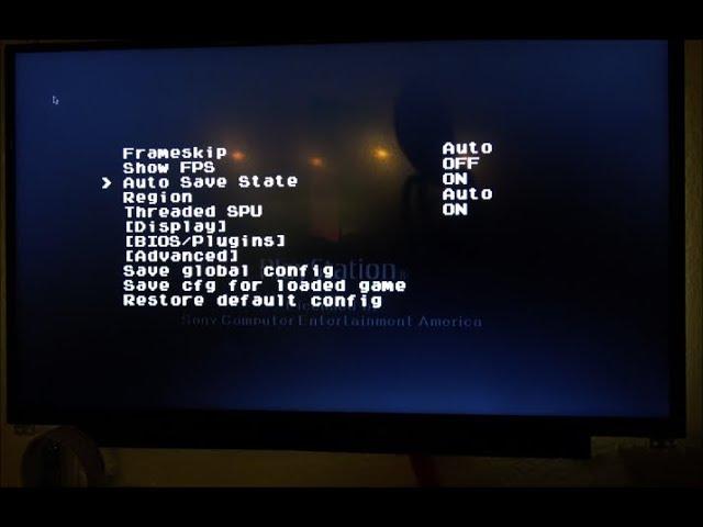 Ютубер подключил к PS Classic клавиатуру и влез в настройки, где можно убрать блокировку FPS