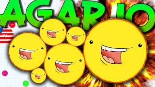 WE SHALL RISE! - Agario Funny Moments! - (Agar.io Gameplay)