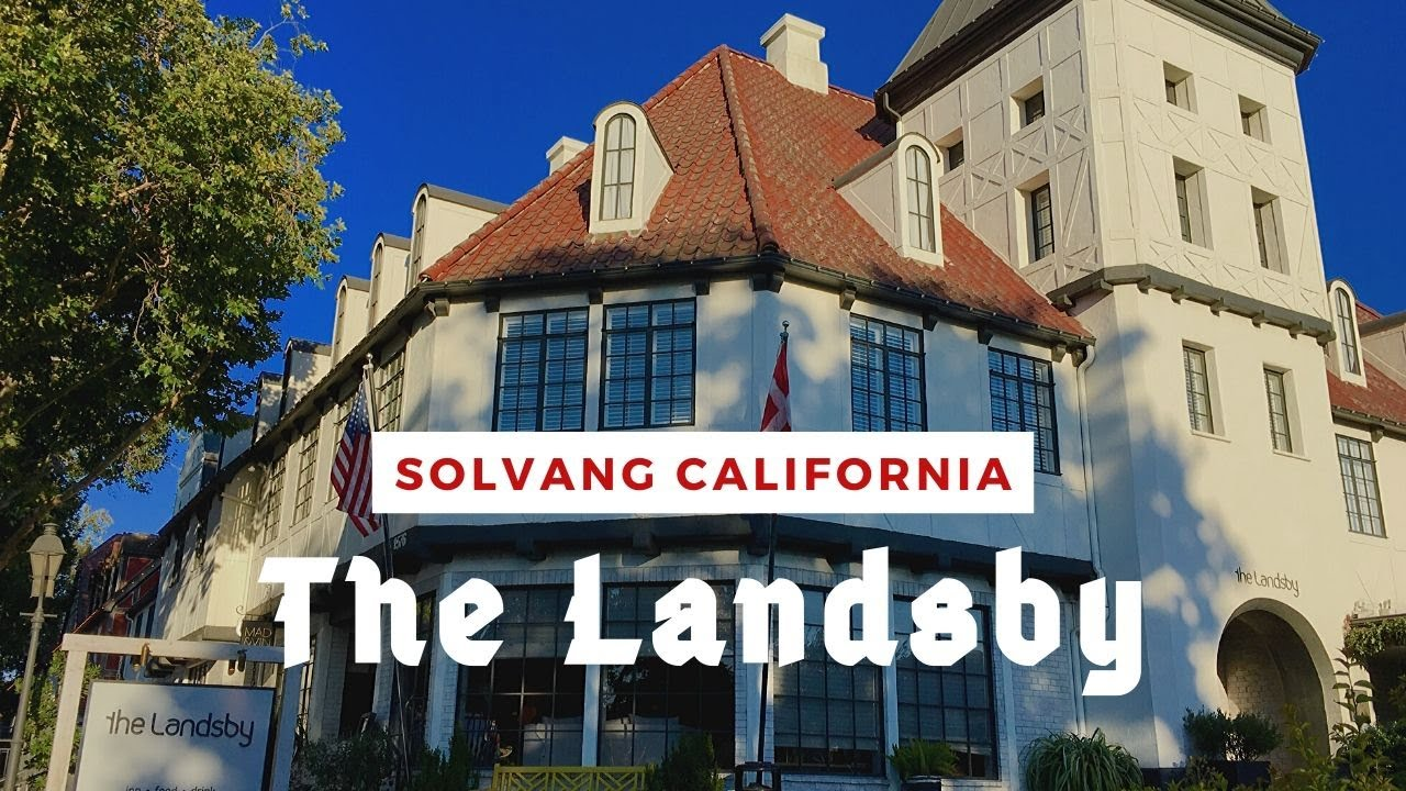 the landsby hotel in solvang california youtube. Black Bedroom Furniture Sets. Home Design Ideas