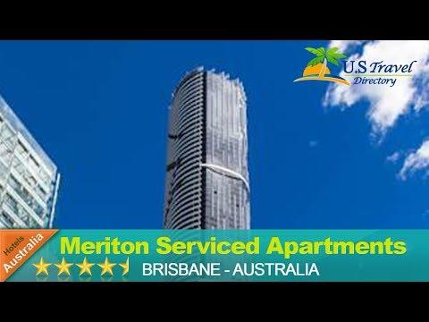 Meriton Serviced Apartments Herschel Street - Brisbane Hotels, Australia