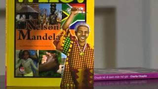 Sách hay mỗi ngày số 242: Bộ sách Chuyện kể về các danh nhân thế giới