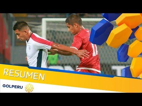 Resumen: San Martín vs. Universitario (1-1)