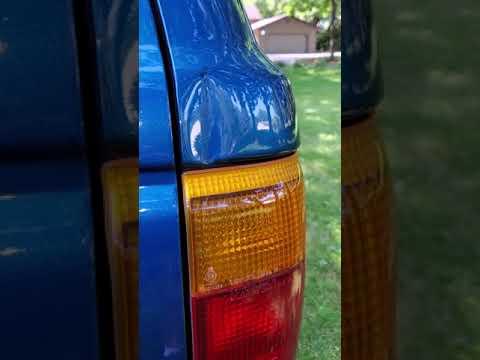1991 Toyota 4Runner V6 4x4