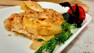 Вкусная Идея для Ужина в одной посуде за 30 минут-Ани Кухня!