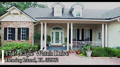 1719 Eagle Watch Drive Fleming Island Florida 32003