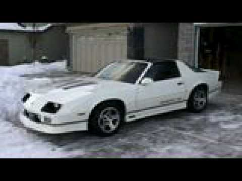 1989 Chevrolet Camaro IROC-Z - YouTube