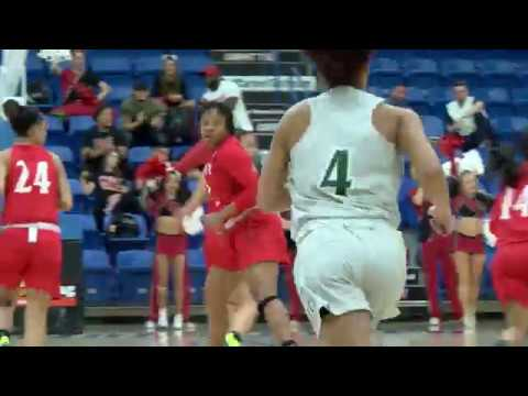 Highlights - Lady Cards vs Shelton State // NJCAA National Tournament || 2019