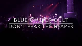 Don't Fear the Reaper - Live in 2019 - Blue Öyster Cult in 2019 - Valley Forge Casino 11/30/2019