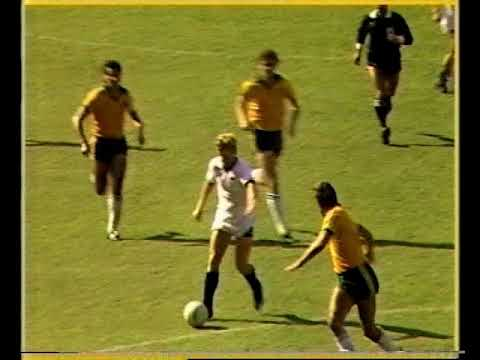 All Whites v Australia - OQ - 13 March 1988
