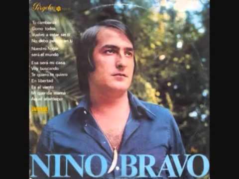 Letra La Estrella De David De Nino Bravo