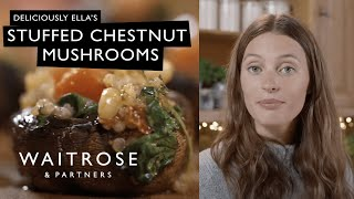 Food blogger deliciously ella shows you how to make the perfect vegan canapé or side dish for christmas. see full recipe | http://www.waitrose.com/conten...