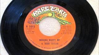Indiana Wants Me , R Dean Taylor  , 1970 Vinyl 45 RPM