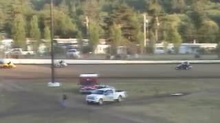 Grays Harbor Raceway Northwest Focus Midget Series Feature