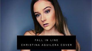 Fall in Line- Christina Aguilera ft. Demi Lovato