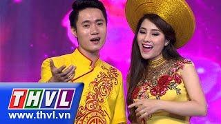 THVL | Tình ca Việt 2016 - Tập 6: Mùa xuân hạnh phúc | Khúc hát ân tình - Tố My, Tuấn Hoàng