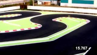 MTX4-R Top Speed Race in Kirina Circuit