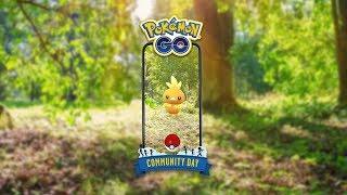 Noticias de Pokémon Go - Día de la Comunidad de mayo 2019 con Torchic