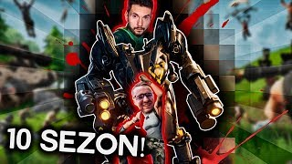 Z LEHEM MECHEM w 10 SEZON Fortnite!