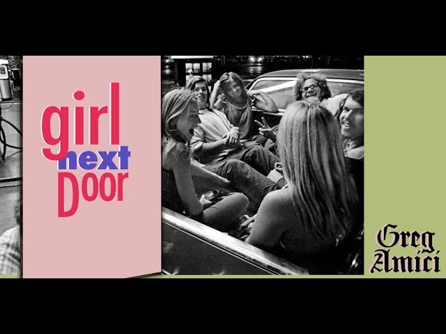 Greg Amici - Girl Next Door (Official Lyric Video)