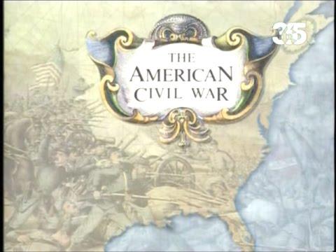 Гражданская война в США - YouTube