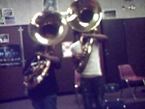 Me U0026 DMX On Tuba Playing Dirty Diana