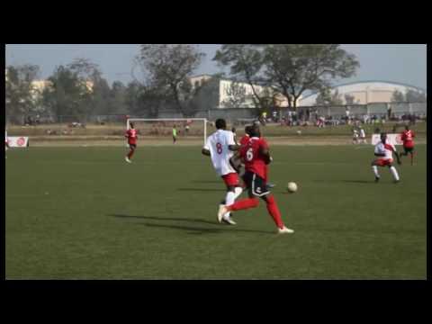 Barding High Vs Cheptenye High- Semi Finals