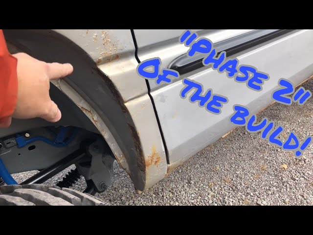 Most Common Rust Spots On A Pick Up Truck