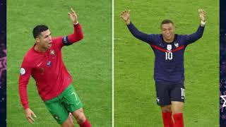 Португалия Франция Футбол Евро 2021 Анонс 23 06 2021 Евро 2020