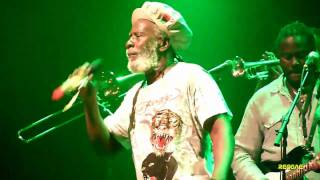 "BURNING SPEAR ""Jah Is My Driver"" Paradiso, Amsterdam 2010"