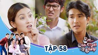 Em Chưa Muốn Lấy Chồng - Tập 58   Ngọc Lan, Thúy Ngân, Yaya Trương Nhi   18h45 thứ 6 trên VTV9