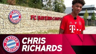 A day with Chris Richards at FC Bayern Campus #FollowMeAround