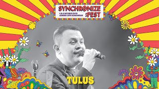 TULUS LIVE @ Synchronize Fest 2019