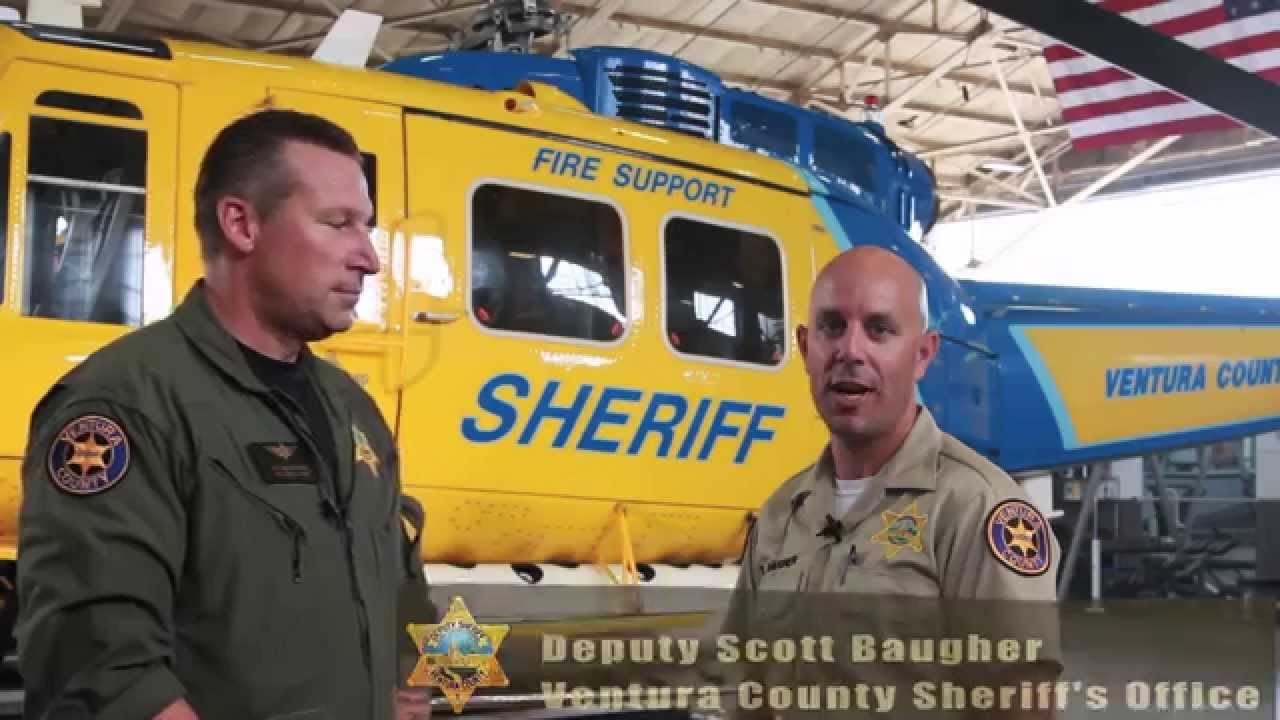 "Ventura County Sheriff's Search and Rescue P.S.A. ""Turn ..."