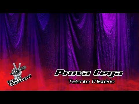 "Diana Macário - ""Chuva""  Prova Cega  The Voice Portugal"