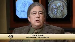 Campus Conversations - Jamie Franki