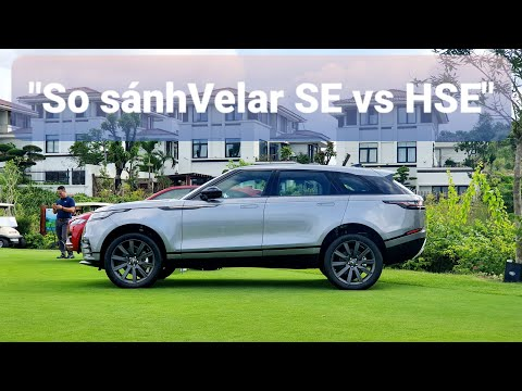 5 điểm  khác nhau giữa 2 phiên bản Land Rover Range Rover Velar