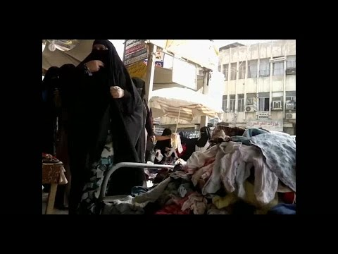 Our World 2015 Mosul Living with Islamic State