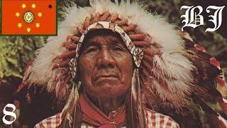 EUIV - Чероки - Погромы более слабых индейцев #8