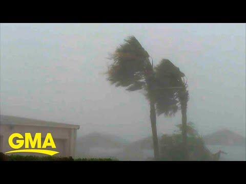 Hurricane Hanna wreaks havoc in Texas l GMA