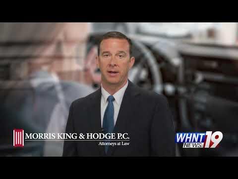 2019 Distracted Driving Scholarship Winners - Morris King & Hodge