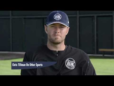 Chris Tillman on Other Sports