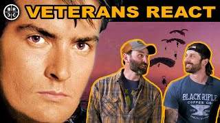Navy SEALs React to SEAL Movies: EP11