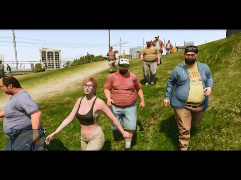 how to add people on gta
